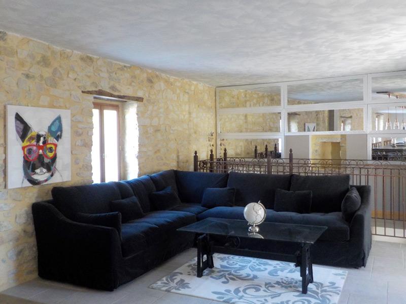 Dining Room Sofa Area